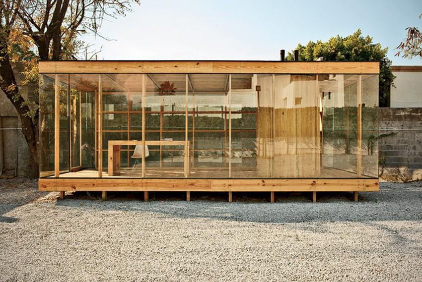 Wood House / S-AR stacion-ARquitectura